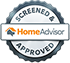 Home Advisor Logo, Seashore Comfort Solutions